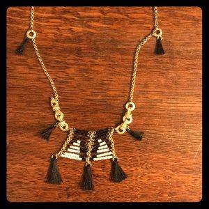 Anthropologie Massai Beaded Necklace